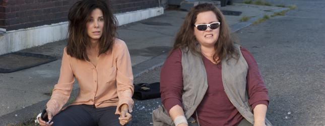 PLATZ 1 der Mädels geht mit 51 Millionen Dollar im Jahr 2014 an Sandra Bullock (links). Weitestgehend skandalfrei scheffelt sie still und heimlich Unmengen von Geld. Auch mit ihrem Film TAFFE MÄDELS, der letztes Jahr im Stream für Zuhause erschien.