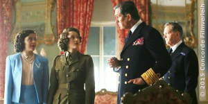 Szene aus dem Film A Royal Night, FILM.TV