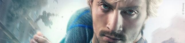 Quicksilver ist neu bei den Avengers. Wieviel Anteil hat er an den Rekordbesucherzahlen?