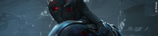 Ultron ist der Bösewicht in Avengers 2 und wird letztenendes platt gemacht. Klar.
