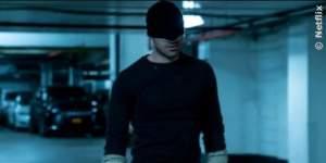 Daredevil Matt Murdock alias Charlie Cox, FILM.TV