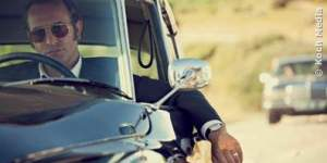 Jean Dujardin in Der Unbestechliche, FILM.TV