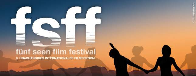 Fünf Seen Festical - Filmplakat
