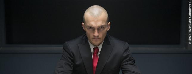 Agent 47 (Rupert Friend) sieht cool aus, keine Frage.