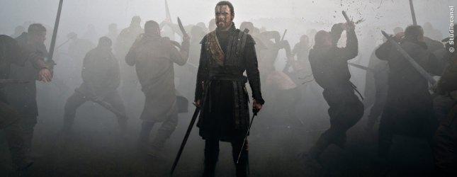 Macbeth: Verführt von einer mysteriösen Prophezeiung und angetrieben von seiner ehrgeizigen Frau.