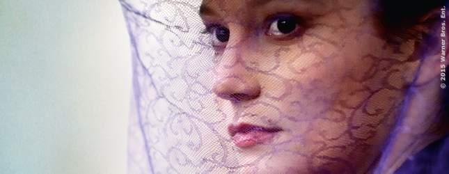 Mia Wasikowska auf dem Filmplakat zu Madame Bovary.