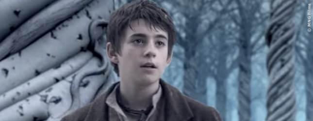 Charlie Rowe hatte 2011 die Rolle des Peter Pan in Neverland!