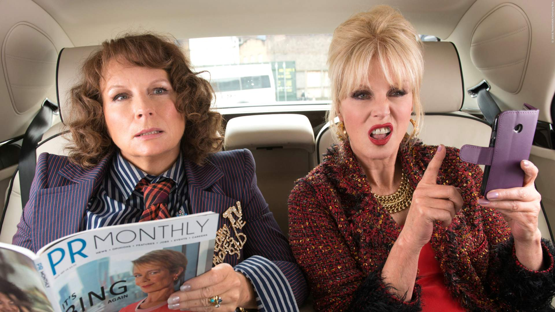 Absolutely Fabulous Trailer - Der Film - Bild 1 von 2