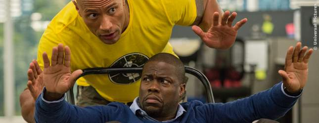 Central Intelligence Trailer - Bild 1 von 3
