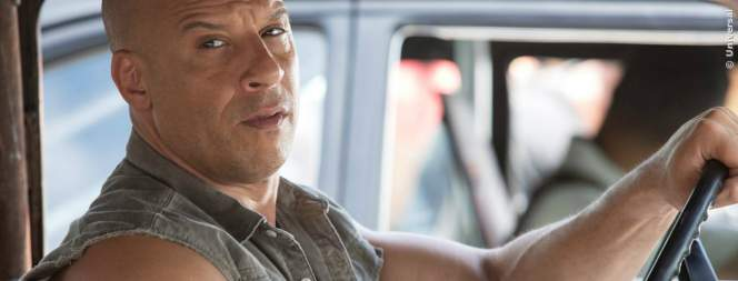 Vin Diesel als Dominic Toretto in Fast And Furious