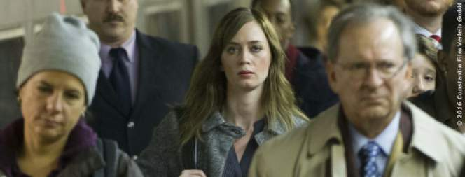 Girl On The Train Trailer - Bild 1 von 28