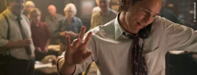 Matthew McConaughey als plötzlicher Besitgzer einer Goldmine in GOLD.