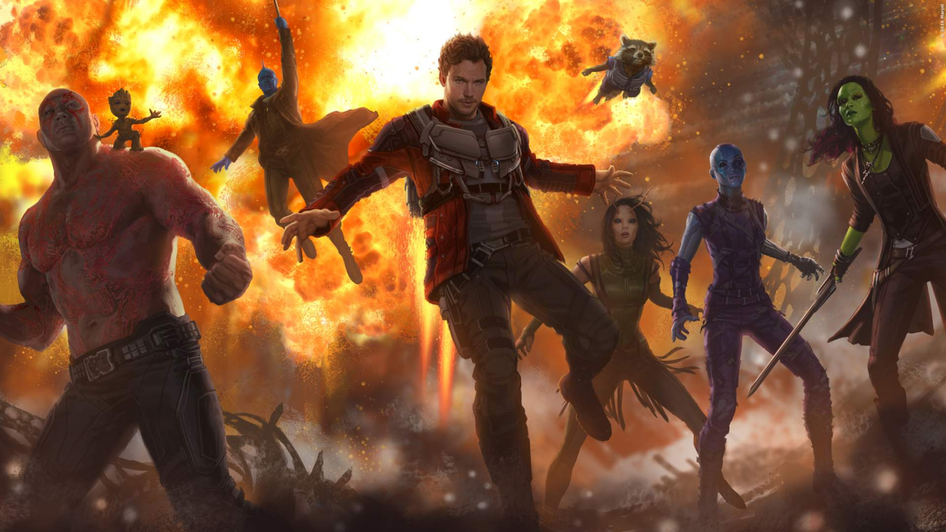 Guardians Of The Galaxy 2 Trailer - Bild 1 von 2
