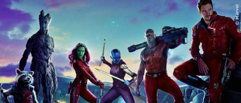 Guardians of the Galaxy: Seht die neue Achterbahn in Action