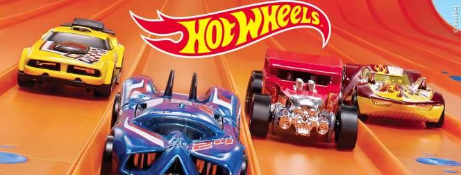 Im Kino mit echten Autos! Für den Hot Wheels-Film wird aktuell ein Drehbuchautor gesucht.