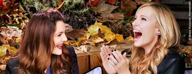 Jess (Drew Barrymore) und Milly (Toni Collette) sind unzertrennlich.