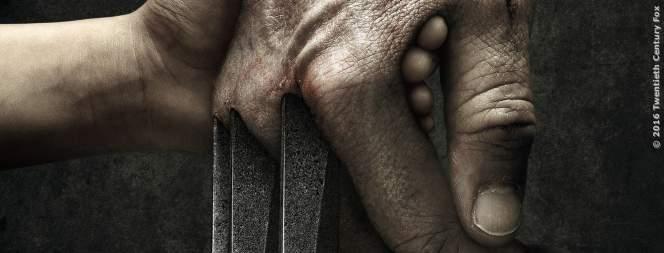 Plakat-Motiv zu Wolverine-Finale Logan