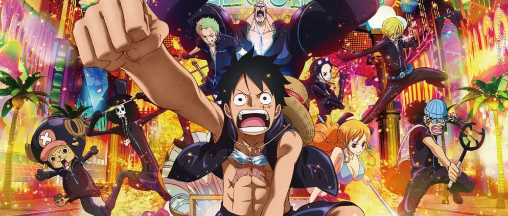 One Piece Realserie kommt zu Netflix