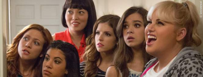 Die Bellas singen auch in Pitch Perfect 3 gemeinsam!
