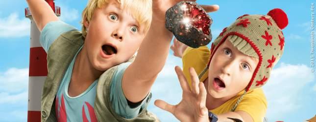 Das Plakat-Motiv zum Abschluss der Kinderfilm-Trilogie.