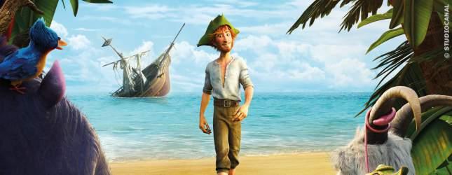 Robinson Crusoe Trailer - Bild 1 von 4