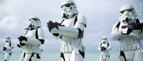 """Im neuen """"Star Wars""""-Hotel von Disney schlafen nur Superreiche - News 2021"""