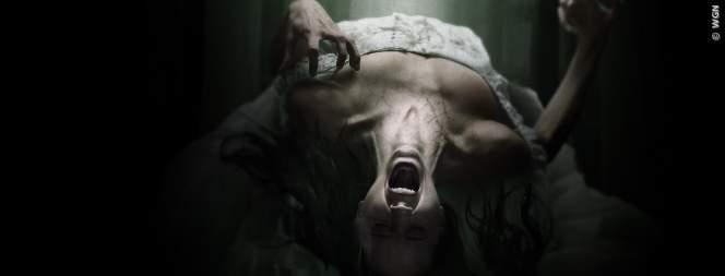 Die Hexe kommt wieder zurück! Staffel 3 der Serie SALEM startet zu Halloween 2016.