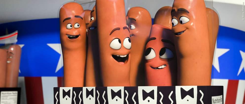Sausage Party: Die derbsten Sprüche