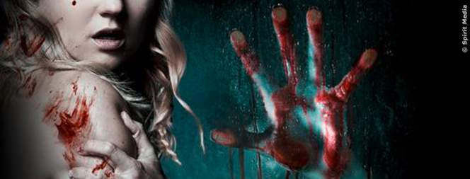 DVD Cover Motiv zum Horrorslasher Scream Week