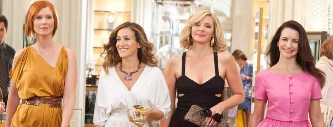 Miranda, Carrie, Samantha und Charlotte bald wieder gemeinsam im Kino?