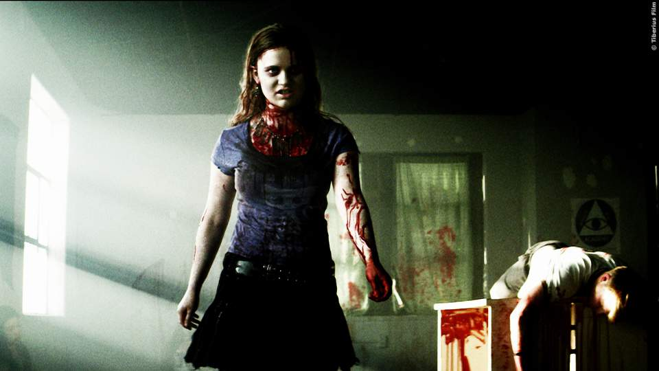 Der Geist eines Mädchens will endlich blutige Rache nehmen!