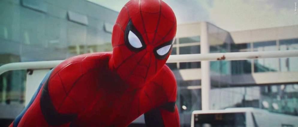 Spider-Man 3: Video enthüllt krassen Stunt