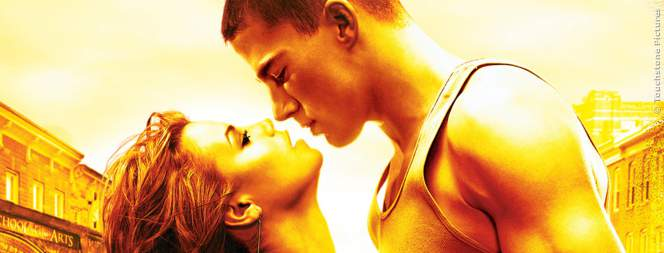 Jenna Dewan und Channing Tatum in Step Up