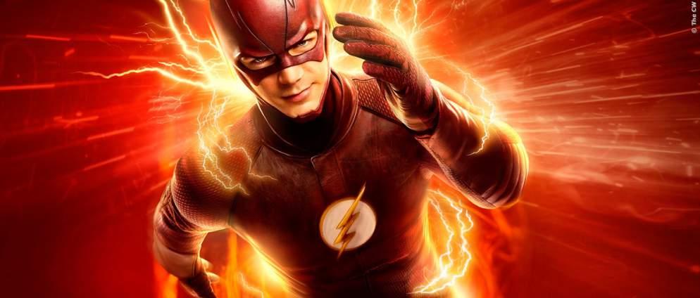 The Flash: Er ist nur noch selten zu sehen