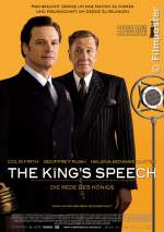 The Kings Speech Plakat
