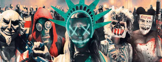 The Purge 3 - Election Year startet am 15.09.2016 in den deutschen Kinos