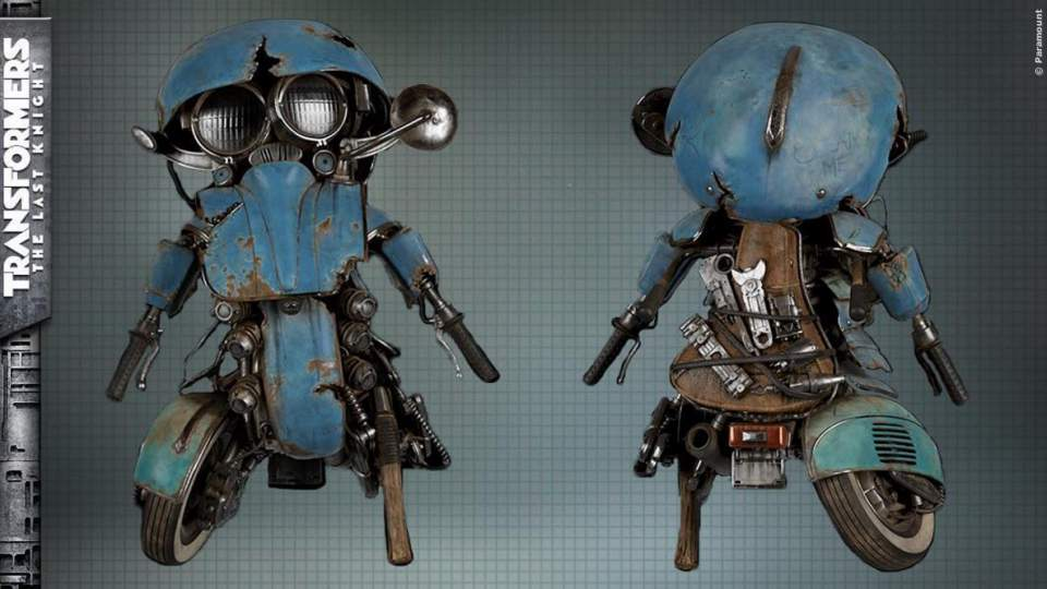 Transformers 5 Bildershow - Die Roboter - Bild 1 von 8