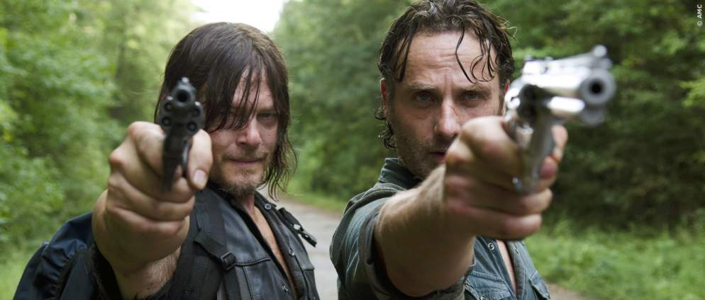 The Walking Dead Staffel 9: Extralange Pilotfolge