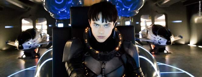Dane DeHaan spielt die Hauptrolle in Valerian von Luc Besson