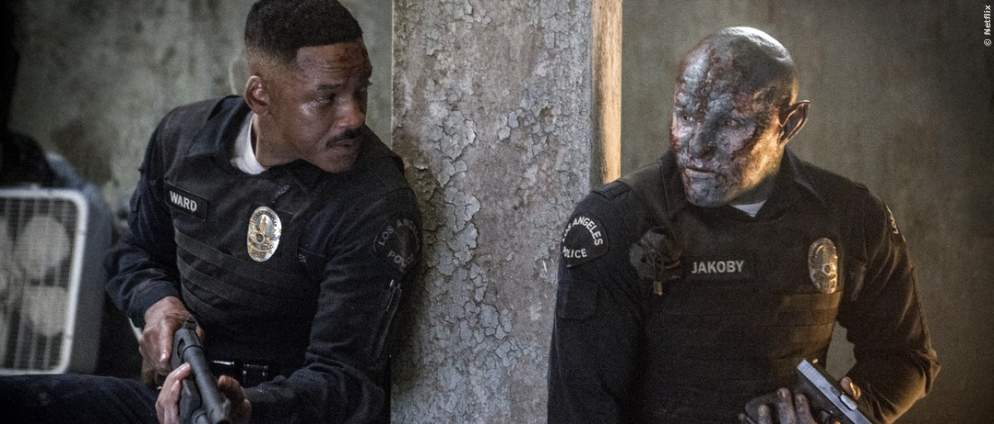 Bright 2: Netflix will Fortsetzung mit Will Smith