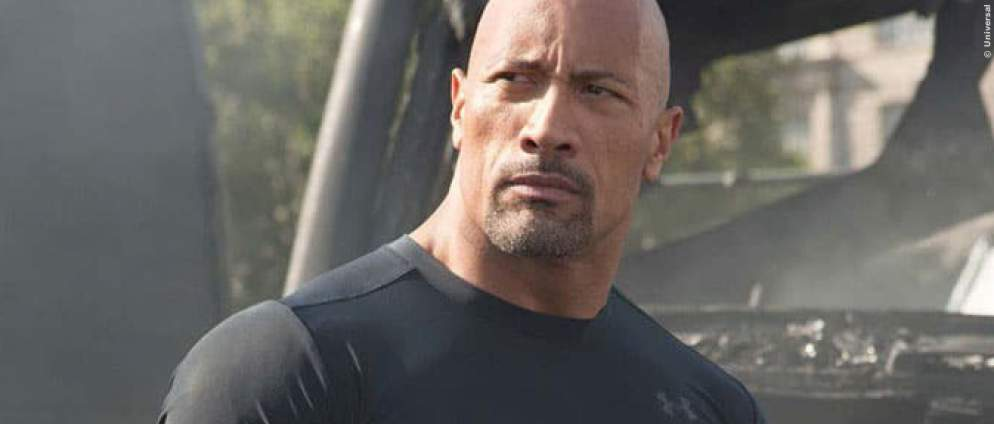 Dwayne Johnson dreht Serie über The Young Rock
