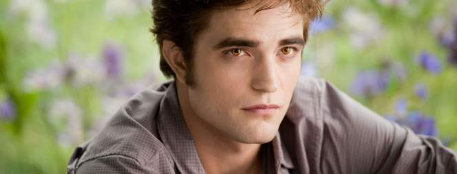 Robert Pattinson in Twilight