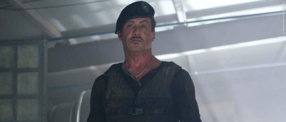 Expendables 4: Sylvester Stallone legt endlich los