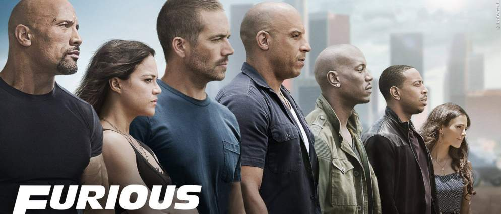 Fast And Furious: Ranking aller Filme
