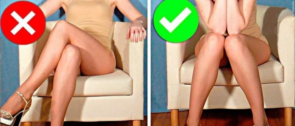 10 deutliche Flirt-Signale von Frauen