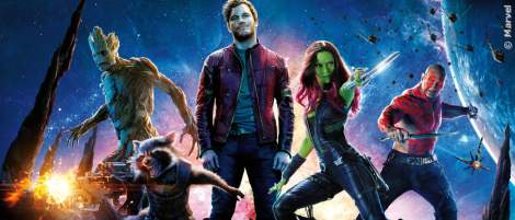 Guardians Of The Galaxy-Star hört auf