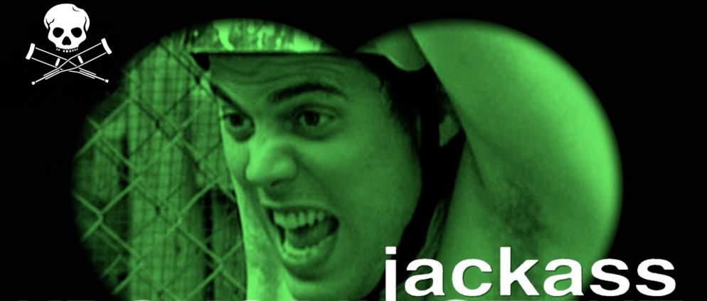 Jackass: Krokodil am Arsch