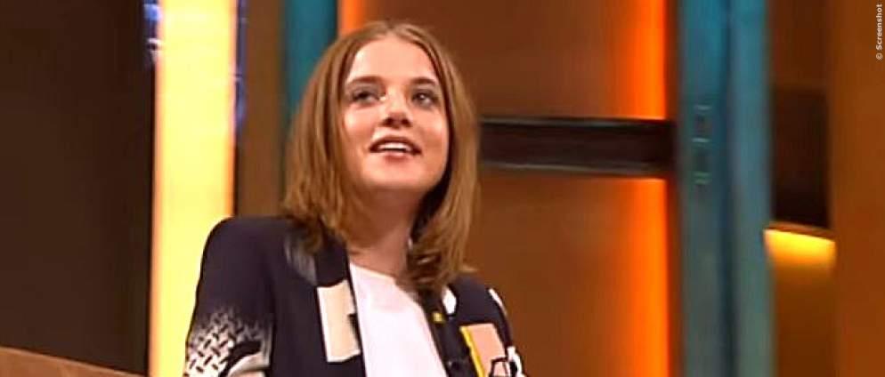 Jella Haase in ihrem ersten TV-Interview