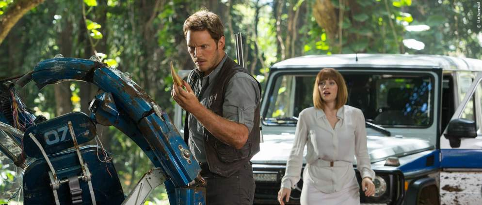 Jurassic World 2: Story wird ganz anders