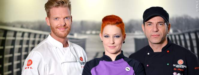 Die Kochprofis bei RTL II